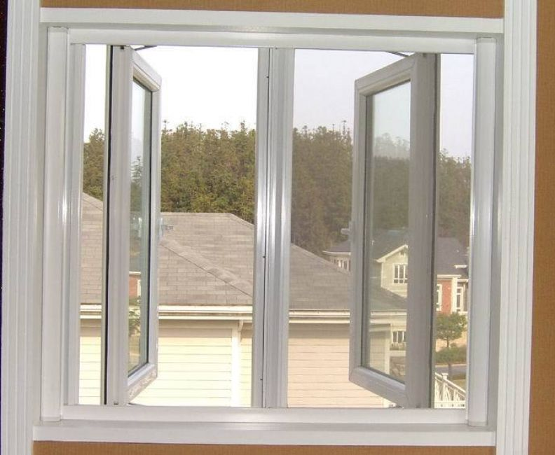 Casement windows trendy casement windows custom direct for Replacement window sizes