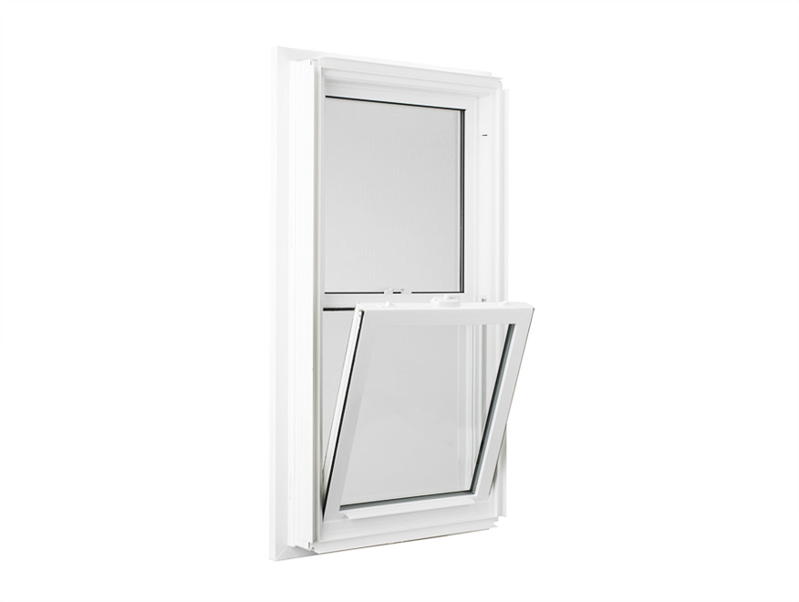 single hung window photo
